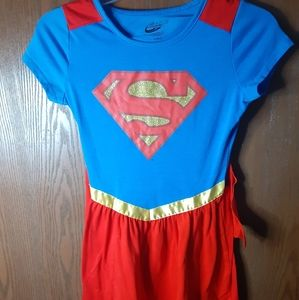 ❤[5/25] Supergirl nightgown with cape